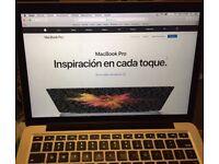 Macbook pro 13 inch £300