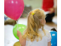 Run your own business delivering drama parties for children 3 - 7 years!