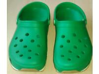 Retro Clog Crocs Mens Size 9