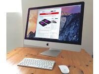 Apple iMac 21.5 inch (late 2015) + Apple USB superdrive