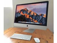 imac 27 inch Late 2012 *SOLD*