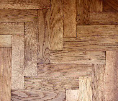 Reclaimed Original Oak Woodblock/Wood Block/Parquet School Floor/Flooring