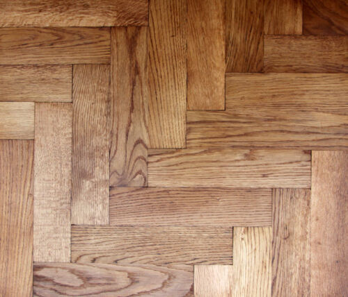 Parquet flooring wooden block flooring ebay for Wood floor knocking block