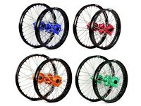 Wheel building service , spokes , nipples , Hubs , rims , builds , powdercoating , Mx, road