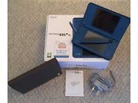 Nintendo DSI xl Blue Handheld System