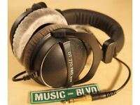 Beyerdynamic DT770 Pro Headphones (80 Ohm)