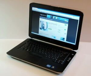 Dell Core i5 e5420 Laptop