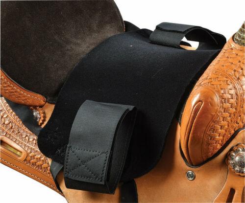 Supreme Sure Grip Saddle Seat Improve Balance With Adjustable Leg Bands Black