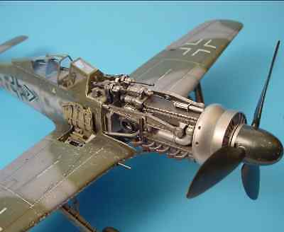AIRES HOBBY MODELS 2025 FOCKE WULF Fw 190D GUN BAY 1/32 RESIN KIT