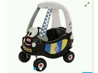 Little tikes pink car and black x2