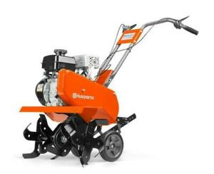 Husqvarna Tillers - Front and Rear Tine from $649.99