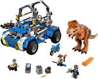 lego jurassic world 75918 T Rex Tracker