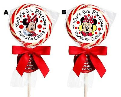 Red Minnie Mouse Birthday Party (1.5