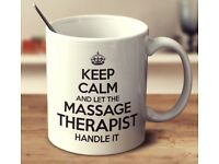 Full body massage & Foot Reflexology, Mobile Therapist in West London