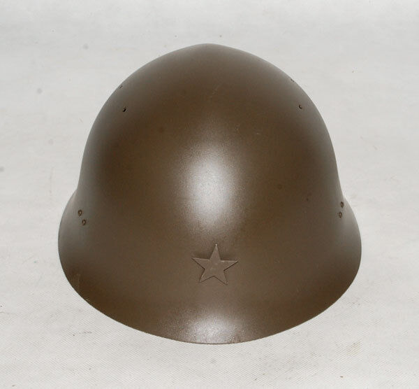 WW2 WWII JAPANESE 90 STEEL HELMET WITH LINER - 31918