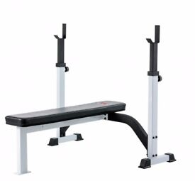 YORK FTS OLYMPIC FIXED FLAT BENCH (Refurb 3 Month RTB Warranty) 48506R