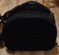 Collapsible pet carrier SM