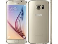Samsung S6 With warranty brand new in box £198.75