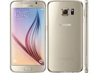 Samsung S6 32GB Gold - Network: EE