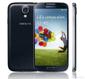 Samsung galaxy S4 GT-I 9500 unlocked 16GB black Brand new sealed