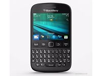 Blackberry 9720 Touchscreen Black on EE