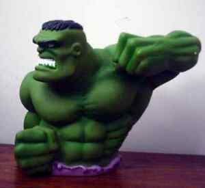 Avengers/Incredible Hulk coin bank