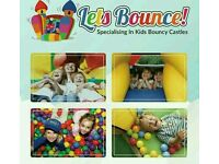 Bouncy castle hire in Bradford and surrounding areas