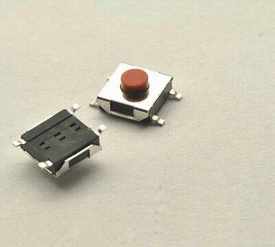 30pcs 6x6x2.5mm Tactile Push Button Switch Tact Switch Micro Switch 4-pin Smd