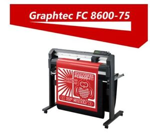 Graphtec FC8600-30''  Vinyl Cutter Plotter Optical Sensor auto