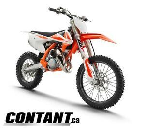 2019 Motos KTM MINI MOTOCROSS Motocross 85 SX