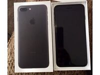 WANTED iPhone 7 or 7 Plus 128/256GB