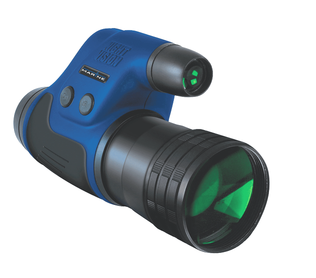 Night Owl 4x Night Vision Marine WATERPROOF Monocular NONM4X