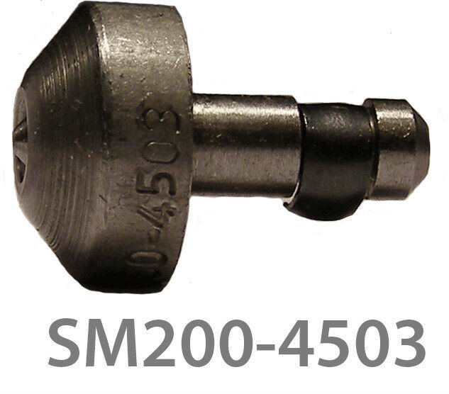 Semi Tubular Rivet Tool : Rivet squeezer set semi tubular quot an style new
