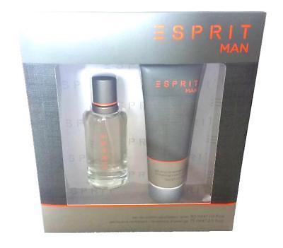Esprit Man Geschenkset 30ml EdT Spray + Shower Gel 75 ml