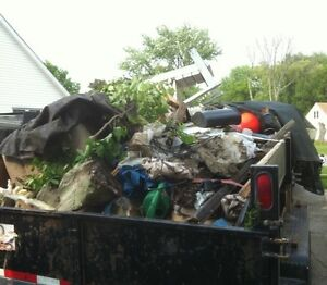 JUNK JUNK JUNK AWAY TO THE DUMP DEMOILITION INSIDE OR OUT Sarnia Sarnia Area image 3