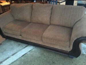 Three Seater Couch - Drop off included!!