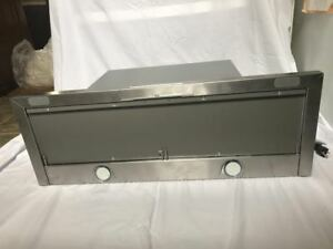 Never Been Used Miele Built in Wall Cabinet Hood
