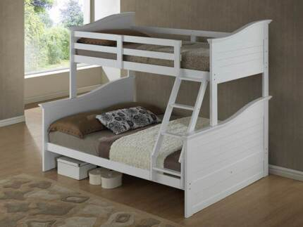 New childrens double and single bunk bed bedroom furniture for Gumtree bunk beds