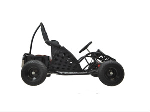 Kids Go-Kart Go-Bowen Baja Electric  - Black