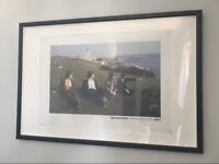 Framed The Beatles Plymouth Hoe print 1967