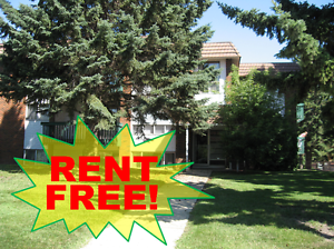PICK YOUR RENT!! FREE or CHEAP!! Great 1 bedroom Apartment!