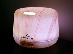 [Aromatherapy] Essential Oil Aroma Diffuser