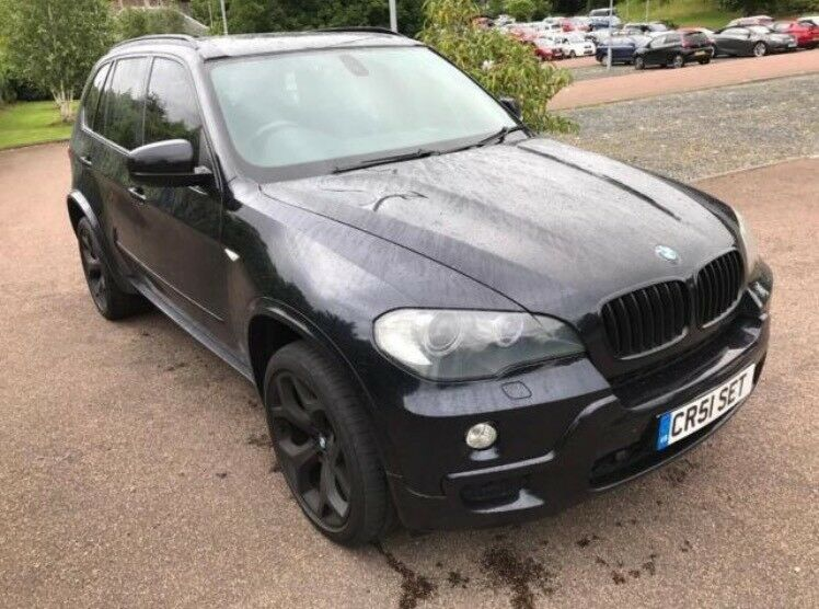 BMW X D E M Sport Seater In Bradford West Yorkshire - 7 seater bmw suv