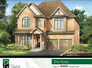 Brand New Luxury House 3400SF in Markham Demanded Area