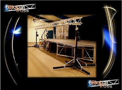 New Global Truss ST 157 ST157 Stand & Truss Package 29'5