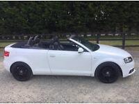 Audi A3 cabriolet DSG