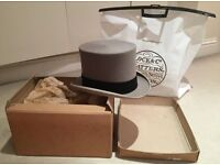 1959 Lock&Co Grey Top Hat - perfect for Ascot