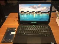 Alienware 13 R2 Gaming laptop, notebook.