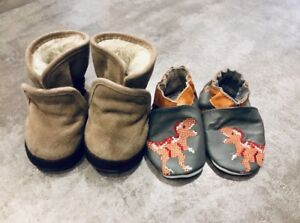 Robeez boots and shoes