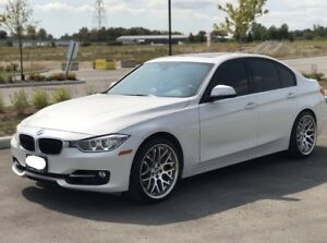 2012 BMW 328i Luxury Package
